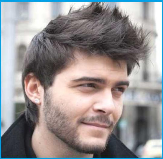 Permalink to Coole und moderne frisuren für männer mit geheimratsecken