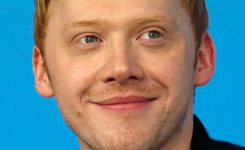 """Actor Rupert Grint Poses During A Photocall To Promote The Movie """"the Necessary Death Of Charlie Countryman"""" At The 63rd Berlinale International Film Festival In Berlin"""