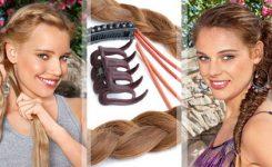 Frisuren Für Mittellange Haare Zum Selber Machen