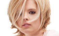 Frisuren Für Rundes Gesicht 2015