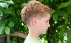 Frisuren Kinder Jungs