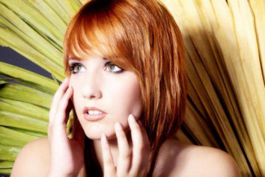 Permalink to Frisuren Mittellang Gestuft Blond Eine Geeignete Frisur Auch Mit Roten Coloriertes Haar