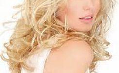 Frisuren Mittellang Leichte Locken