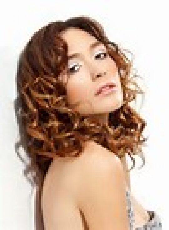 Permalink to Frisuren Mittellang Lockiges Haar