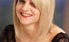 Frisuren Schulterlang Blond