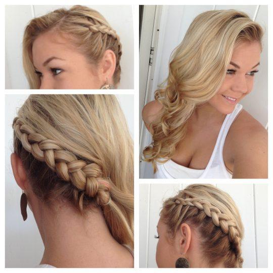 Permalink to Frisuren Zum Dirndl Mittellange Haare