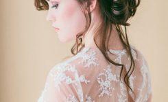 Geflochtene Frisuren Hochzeit