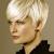 Kurz Frisuren Damen Glatten Haaren Blonde Erhöhen Den Eindruck Von Kühler