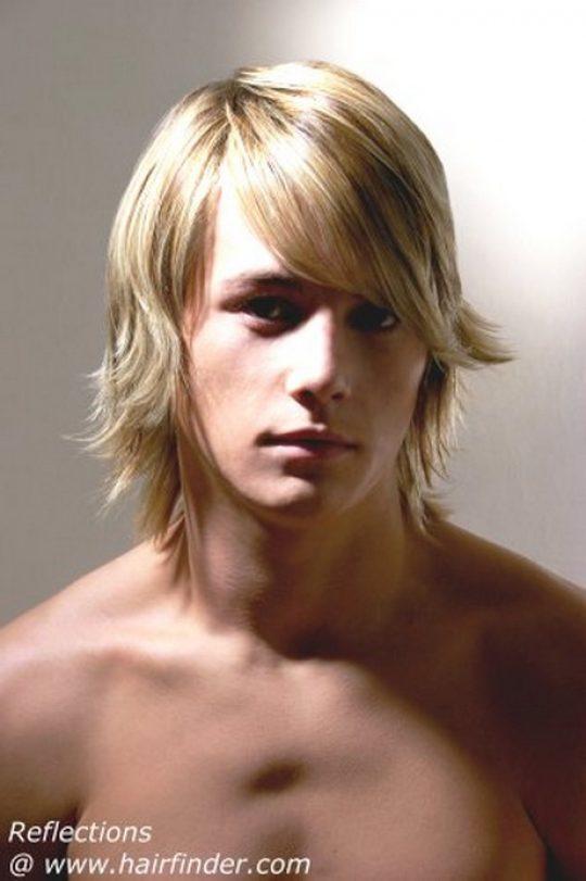 Permalink to Lange Haare Blond Frisur