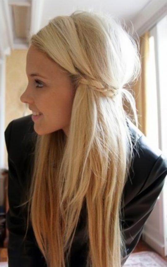 Permalink to Leichte Frisuren Für Lange Haare