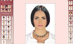 Programm Frisuren Testen