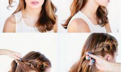 Schöne Frisuren Selber Machen