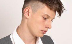 Undercut Frisuren Männer Geheimratsecken
