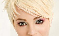 Undercut Frisuren Pink