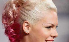 Verrückte Frisuren Bilder Blond Und Coole Frauen