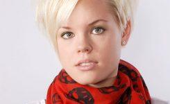 Verrückte Frisuren Für Kurze Haare Blond Neuesten Modelle Fur Ideen