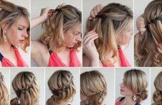 Wiesn Frisuren Einfach Selber Machen